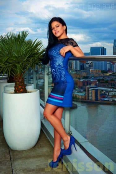 Lithuanian, 20 years old Jenisson escort girl in England - Image 1