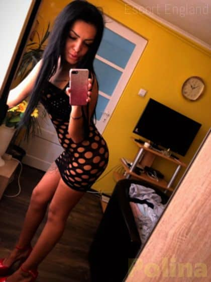 British, 22 years old Polina escort girl in England - Image 1