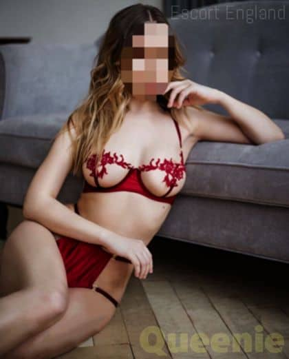 Canadian, 24 years old Queenie escort girl in England - Image 2