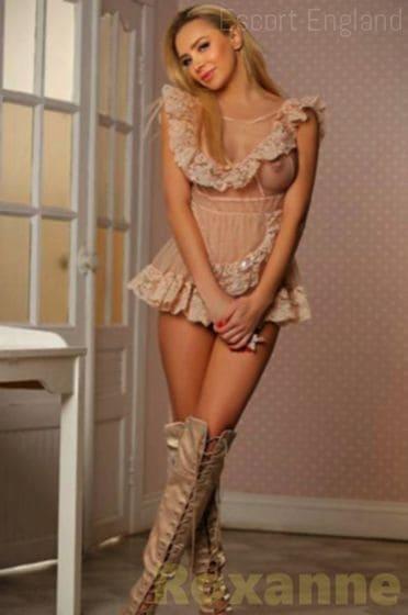American, 28 years old Roxanne escort girl in England - Image 1